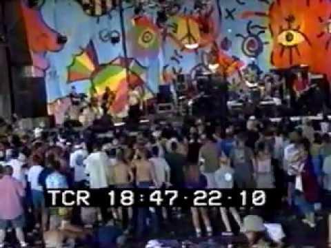 Full Devil Jacket Performance. Woodstock 99