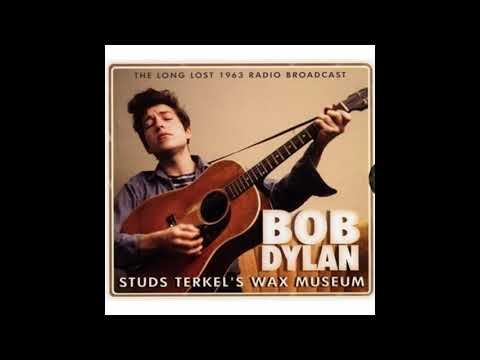 Bob Dylan - A Hard Rain's A-Gonna Fall, Followed by Radio Interview (1963)