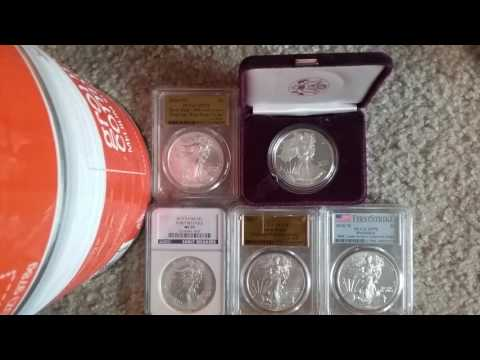 Why The American Silver Eagle is my favorite bullion coin
