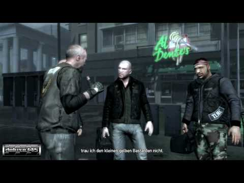 Grand Theft Auto IV: The Lost and Damned Gameplay (PC HD)