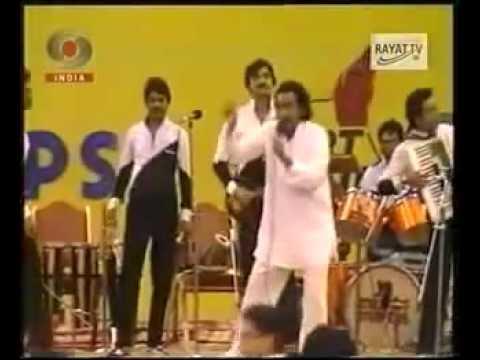 Kishore Kumar live Show Ina Meena Dika