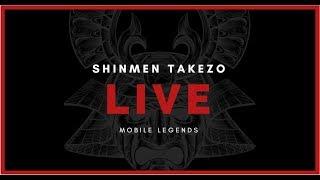 RANKMEN TAKEZO | Shinmen Takezo Live | Mobile Legends