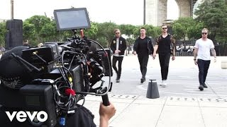 OneRepublic - Kids (Behind The Scenes)