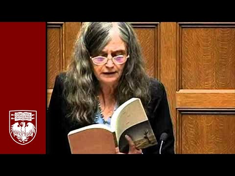 Alice Notley - Poetry Reading at UChicago