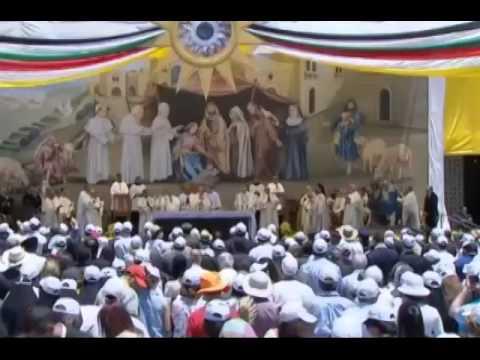 Santo Papa in Bethlehem