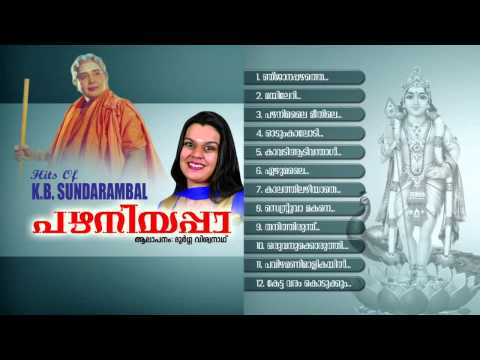 പഴം നീയപ്പാ | PAZHAM NEEYAPPA | Hindu Devotional Songs Malayalam | Hits of K.Bambal