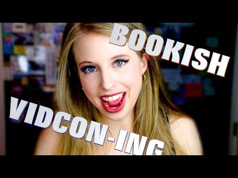 BOOKISH VIDCON-ING 2016