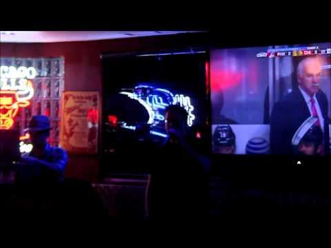 Karaoke at RBIs