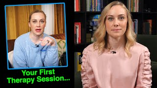 What to Expect During Your First Therapy Session | Kati Morton