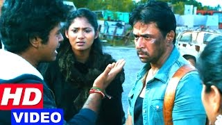 Jaihind 2 Tamil Movie Scene | Arjun rescues the students | Manobala