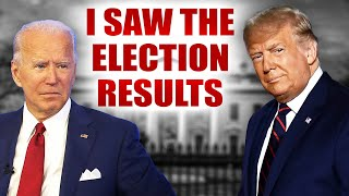 Jesus Showed Me the Election Results & What's Next