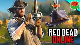 How To Catch A Cowboy! | Red Dead Online (Funny Moments)