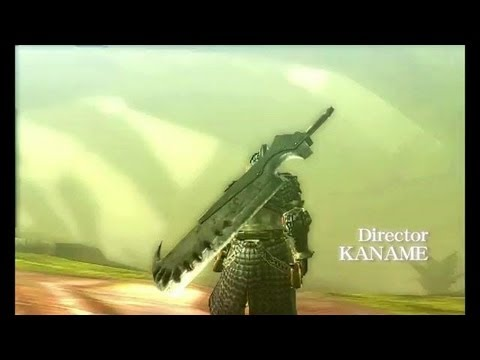 Monster Hunter 4 - Trailer 3