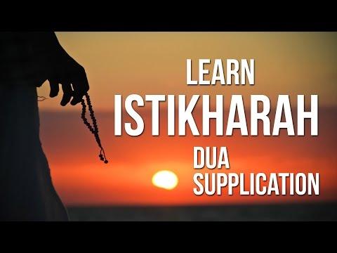 LEARN DUA ISTIKHARAH - Istikhara Karne Ki Dua