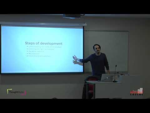 Building Scalable Microservices // Yagiz Nizipli // 22 Aralık