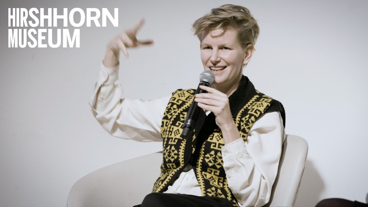 Download Laure Prouvost- Artist Talk - Hirshhorn Museum