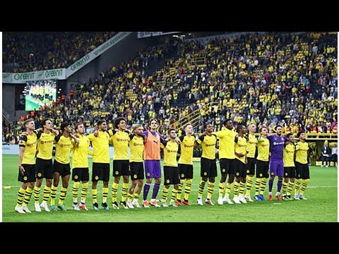 Spielplan Borussia
