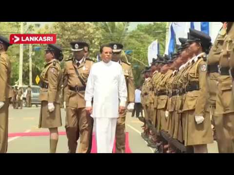 New police building opened in Jaffna by the president