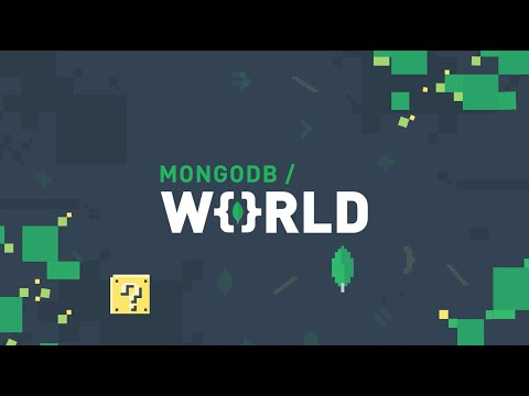 MongoDB World 2019 Keynote in 10 minutes