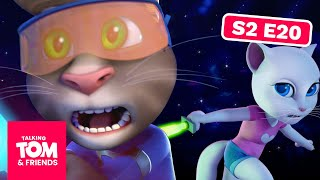 Talking Tom and Friends - Space Conflicts VIII | Season 2 Episode 20 thumbnail