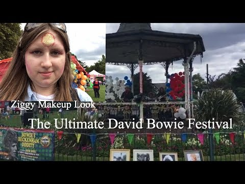 The ultimate David Bowie festival