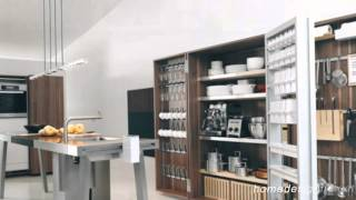 Modern and luxury kitchen design inspiration by Bulthaup [HD]