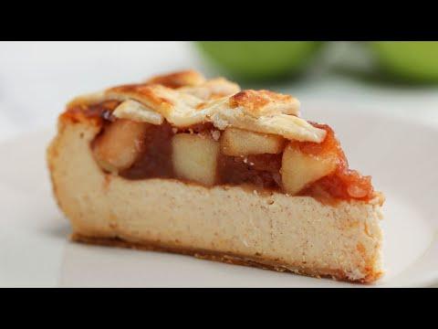 Nina Jackson - Thanksgiving Recipe: Apple Pie Cheesecake
