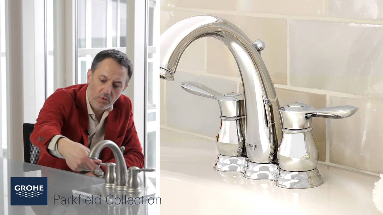 Grohe Parkfield Product Video
