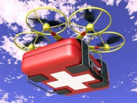 Medical Drones Will Thrive in Healthcare: A Safe Road to Health