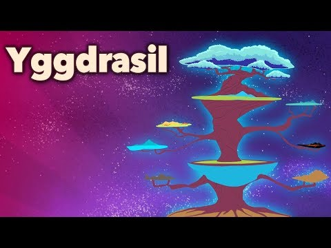 Yggdrasil - Nine Worlds of the Norse - Extra Mythology