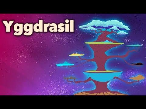Yggdrasil - Nine Worlds of the Norse - Extra Mythology