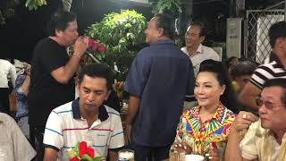 Vọng cổ có 102 Nghệ Sĩ Thái Điền Bên Cầu Dệt Lụa   Quán ăn nghệ Sĩ   Cao Trường Thịnh official