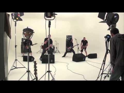 CIRCLES - Eye Embedded (behind the scenes) - Basick Records