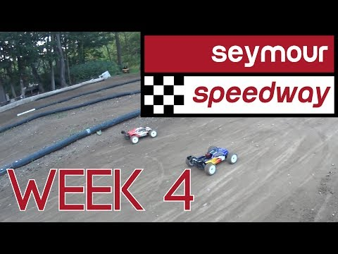 Seymour Speedway Week 4 2017