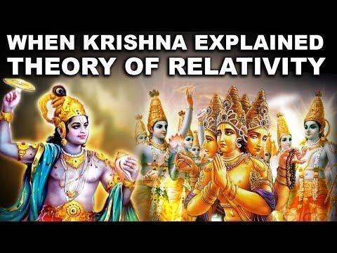 When Krishna Explained Theory of Relativity To Brahma [Hindi]