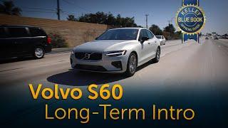 2020 Volvo S60 - Long-Term Intro