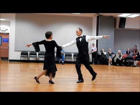 Washington State Senior Games Dance Competition 7-7-18 – Heat 20