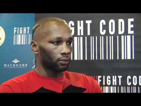 Freddy Kemayo Fight Code Moscow Final 8 -...