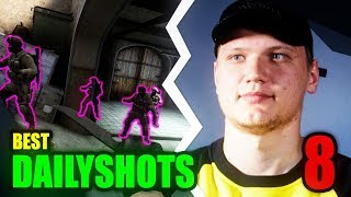 CS:GO - BEST OF DAILYSHOTS #8 - CHEATERS IN MAJOR QUALIFIER BANNED