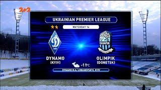 Динамо Олимпик 3 1 Обзор матча