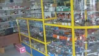 видео Супермаркет автомобильных запчастей
