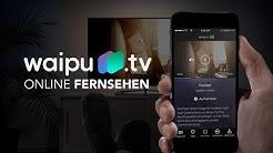 Was kann WaipuTV alles? // Große Tutorial zum Online Fernsehen (Deutsch)
