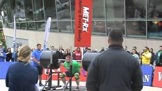 2011 World's Strongest Man- Squat Lift- Espen Aune