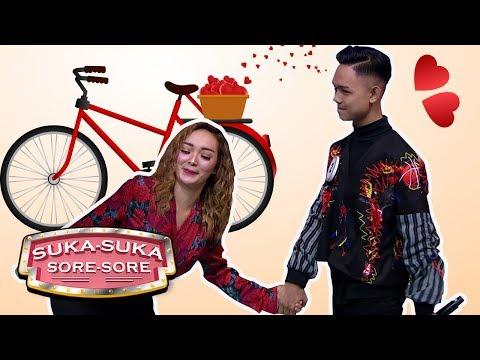 Cieee! Zakia Gotix Digombalin Abi KDI Jadi Salah Tingkah - Suka Suka Sore Sore (14/2)