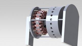 Prototype moteur magnétique 2.0