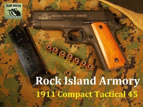 Rock Island  Tactical Mm Review