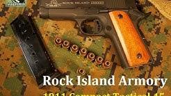 Rock Island Armory 1911 Compact 45acp Pistol