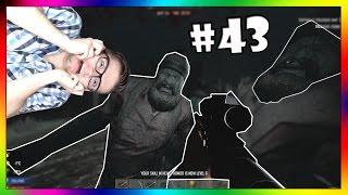BRUTÁLNÍ PŘEPADENÍ! - 7 Days to Die /w Baxtrix #43