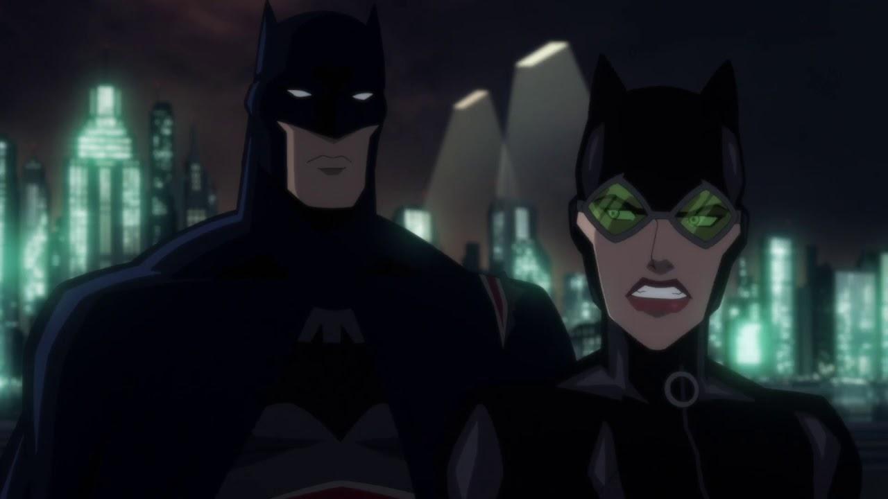 Ending Batman Hush Youtube