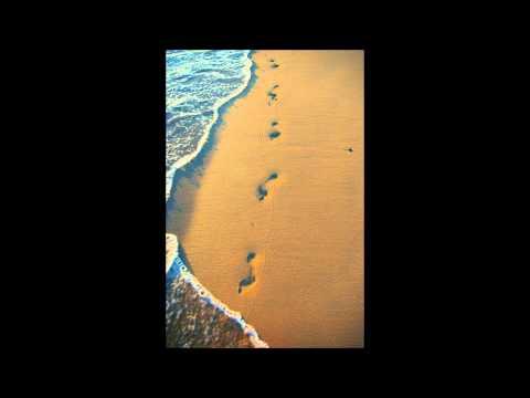 Leona Lewis - Footprints in the sand karaoke - LOWER KEY